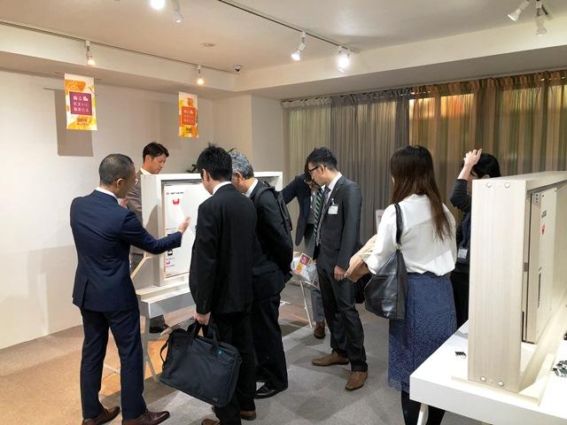 東京展示2
