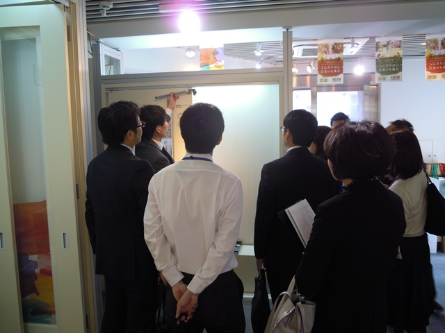 大阪展示1